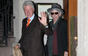 Secret Service Agent Gives Account of Clinton, Richards Summit in Lower East Side Eatery