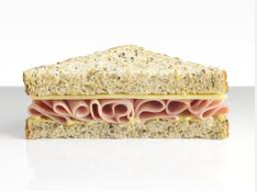 ham sandwich man